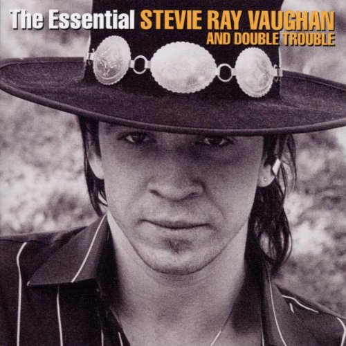 Stevie Ray Vaughan Honey Bee cover art