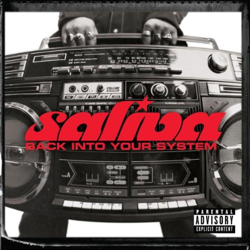 Saliva Always cover art