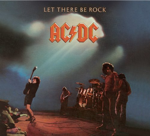 AC/DC Go Down cover art