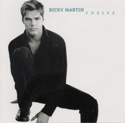 Ricky Martin La Copa De La Vida (The Cup Of Life) cover art