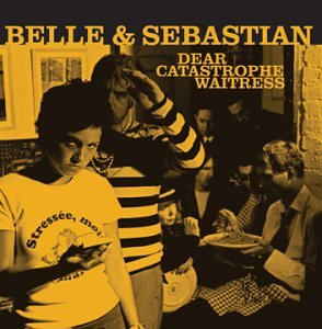 Belle & Sebastian Piazza, New York Catcher cover art