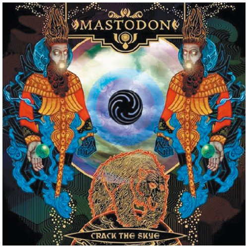 Mastodon Crack The Skye cover art