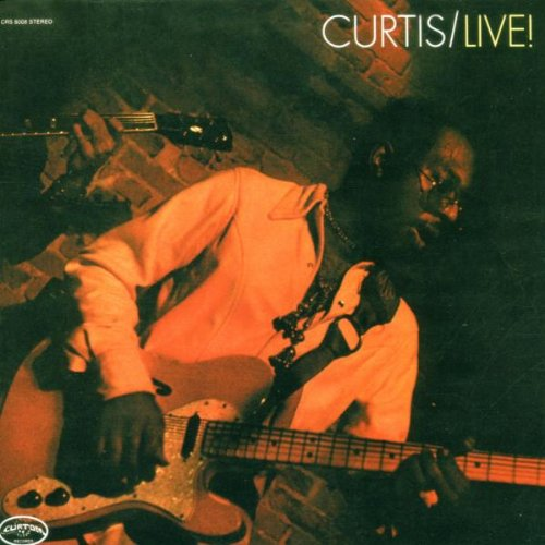 Curtis Mayfield We're A Winner cover art