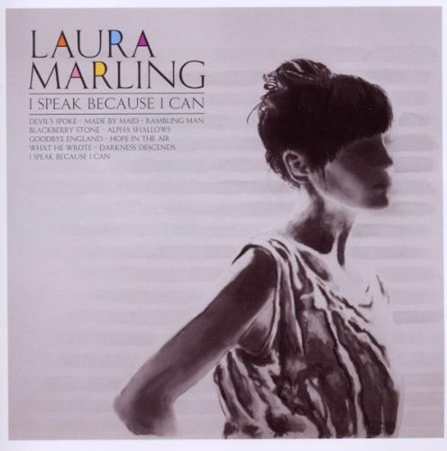 Laura Marling I Speak Because I Can cover art