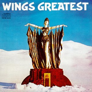 Paul McCartney & Wings My Love cover art