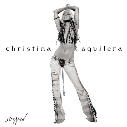 Christina Aguilera Beautiful cover art