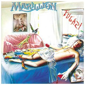 Marillion Assassing cover art