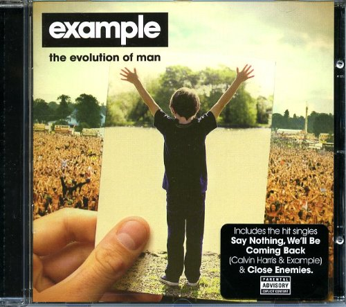 Example Say Nothing cover art