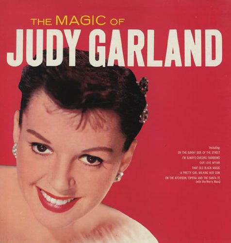 Judy Garland Our Love Affair cover art