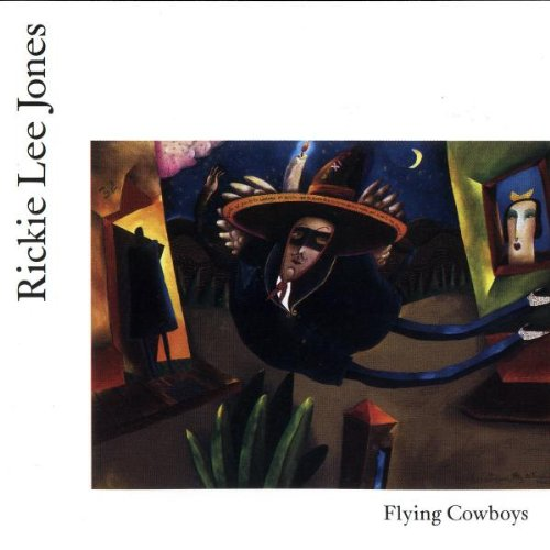 Rickie Lee Jones Satellites cover art