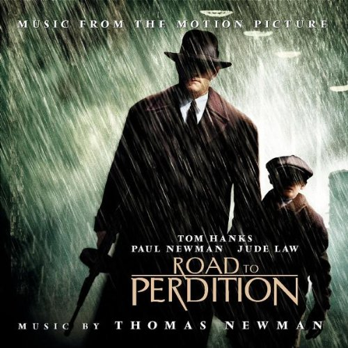 Thomas Newman Road To Perdition cover art