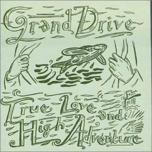Grand Drive A Ladder To The Stars cover art