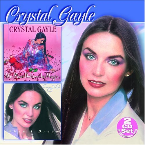 Crystal Gayle Don't It Make My Brown Eyes Blue cover art