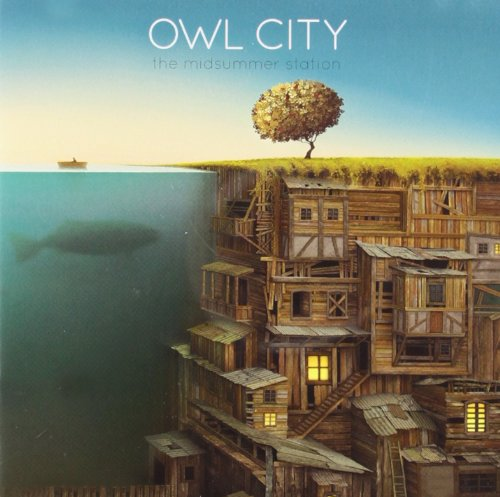 Owl City Good Time cover art