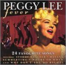 Peggy Lee The Siamese Cat Song cover art