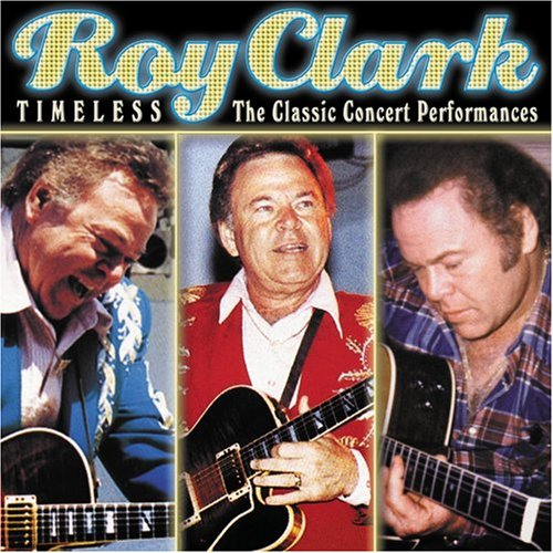 Roy Clark Yesterday, When I Was Young (Hier Encore) cover art