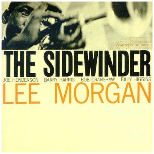 Lee Morgan The Sidewinder cover art