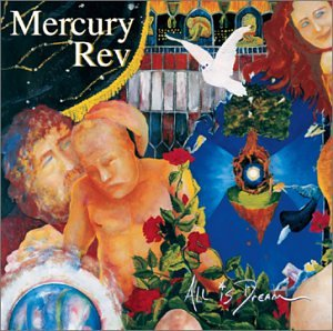 Mercury Rev The Saw Song cover art