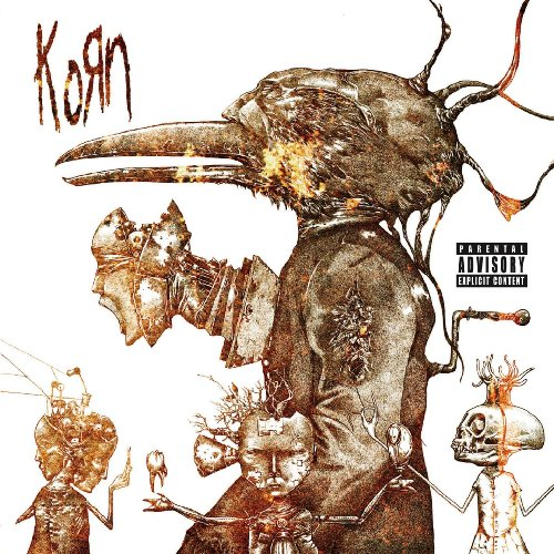 Korn Sing Sorrow cover art