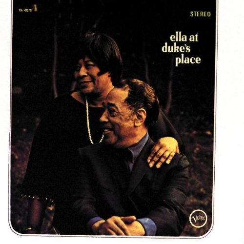 Duke Ellington Duke's Place cover art