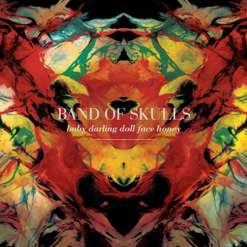 Band Of Skulls Death By Diamonds And Pearls cover art