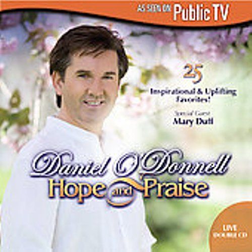 Daniel O'Donnell In The Garden cover art
