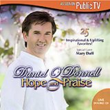 The Old Rugged Cross sheet music by Daniel O'Donnell