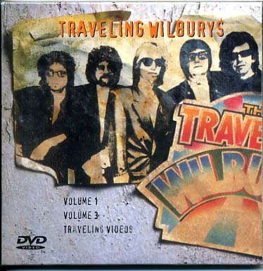 The Traveling Wilburys The Devil's Been Busy cover art
