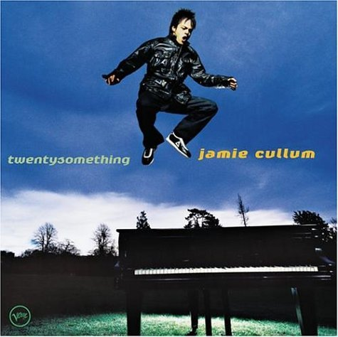 Jamie Cullum Next Year, Baby cover art