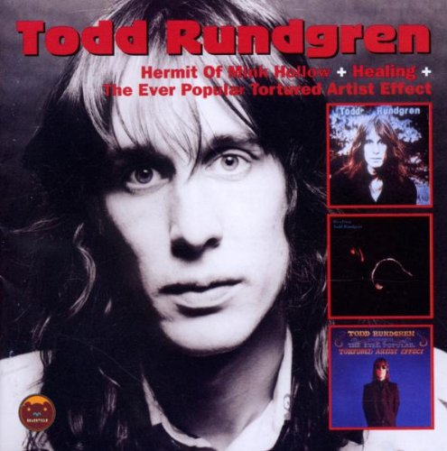 Todd Rundgren Compassion cover art