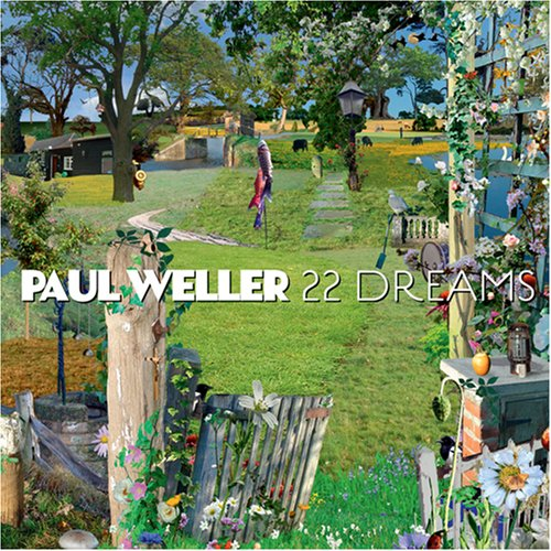 Paul Weller Echoes Round The Sun cover art