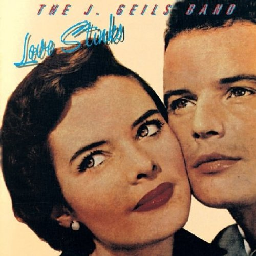 J. Geils Band Love Stinks cover art