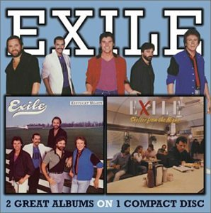 Exile She's A Miracle cover art