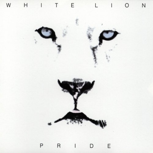 White Lion Hungry cover art