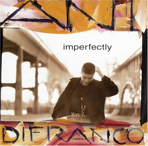 Ani DiFranco Fixing Her Hair cover art