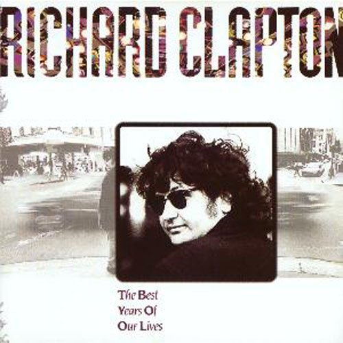 Richard Clapton Capricorn Dancer cover art