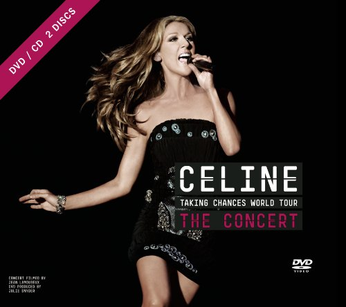Celine Dion Taking Chances cover art