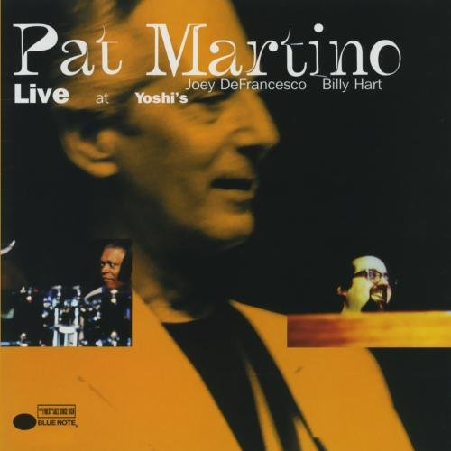 Pat Martino Oleo cover art