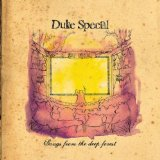 Portrait sheet music by Duke Special