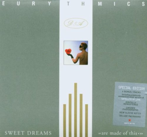 Eurythmics Sweet Dreams (Are Made Of This) cover art