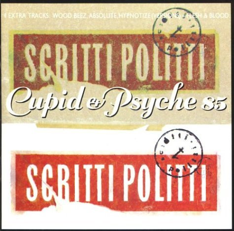 Scritti Politti The Word Girl cover art