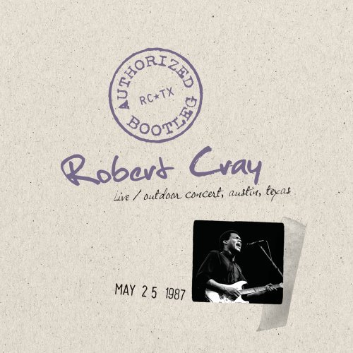 Robert Cray Poor Johnny cover art