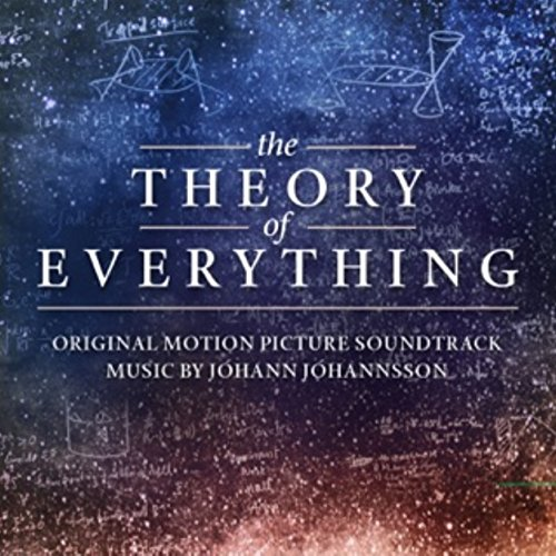 Johann Johannsson A Brief History Of Time (from 'The Theory of Everything') cover art