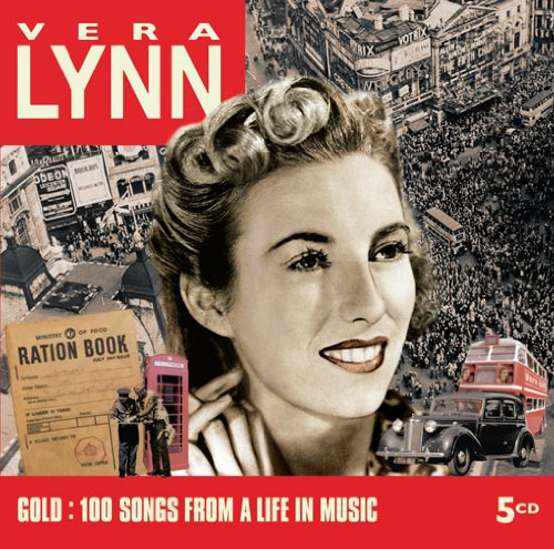 Vera Lynn The Homecoming Waltz cover art