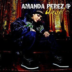 Amanda Perez Angel cover art