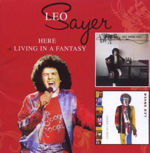 Leo Sayer More Than I Can Say cover art