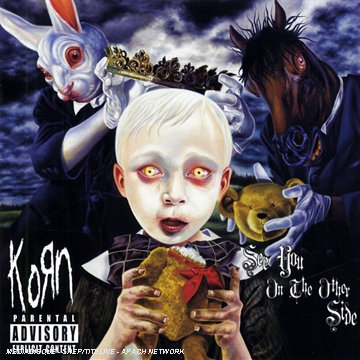 Korn Getting Off cover art