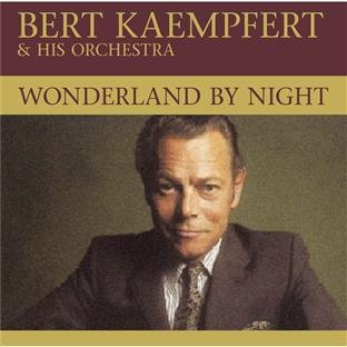 Bert Kaempfert Wonderland By Night cover art