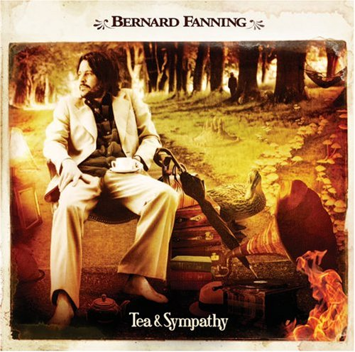 Bernard Fanning Sleeping Rough cover art