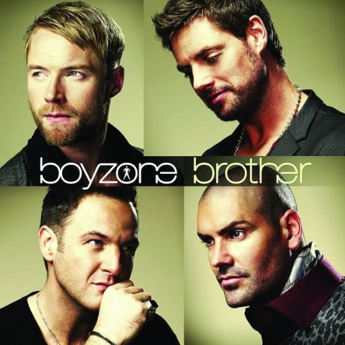 Boyzone Right Here Waiting cover art